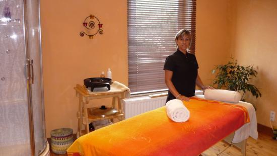 Espace massages